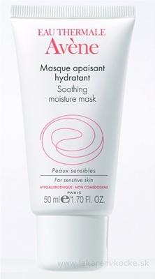AVENE MASQUE APAISANT HYDRATANT hydratačná a upokojujúca pleťová maska 1x50 ml