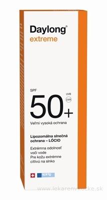 Daylong extreme SPF 50+ lócio (mlieko na opaľovanie) 1x50 ml