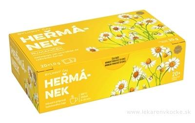 TEACZ RUMANČEK bylinný čaj 20x1 g (20 g)