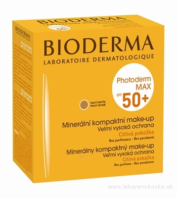 BIODERMA Photoderm MAX SPF 50+ make-up tmavý 1x10 g