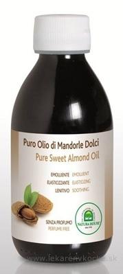 Natura House Mandľový olej s dávkovačom 200 ml