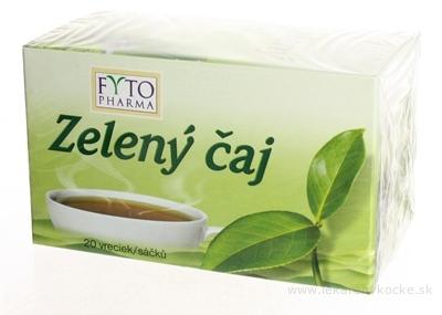 FYTO Zelený čaj 20x1,5 g (30 g)