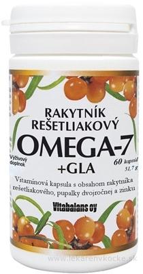 Vitabalans RAKYTNÍK Rešetliakový OMEGA-7 + GLA cps 1x60 ks