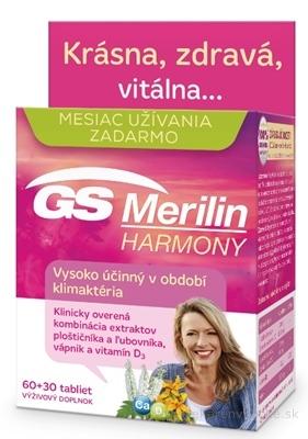 GS Merilin Harmony 2017 tbl 60+30 zdarma (90 ks)