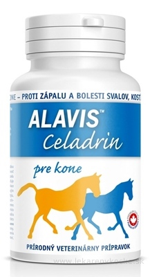 ALAVIS CELADRIN pre kone prášok 1x60 g
