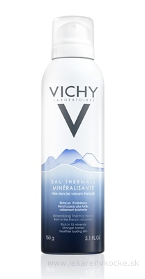 VICHY EAU THERMALE R16 (MINERALIZING WATER) v spreji (M5028904) 1x150 ml