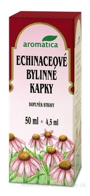 aromatica ECHINACEOVÉ BYLINNÉ KVAPKY 1x50 ml