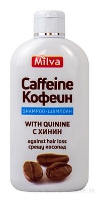 Milva ŠAMPÓN KOFEÍN A CHINÍN (Milva Shampoo Caffeine with Quinine) 1x200 ml