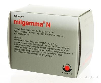 MILGAMMA N CPS.100