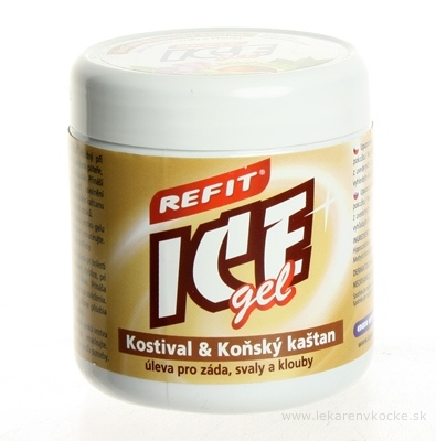 REFIT ICE GEL KOSTIHOJ A GAŠTAN 1x230 ml