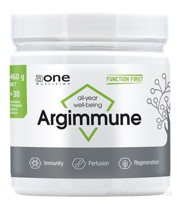 aone Nutrition ArgImmune práškový koncentrát na prípravu nápoja 1x460 g