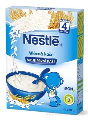 Nestlé Mliečna kaša MOJA PRVÁ KAŠA ryžová (od 4. mesiaca) 1x250 g