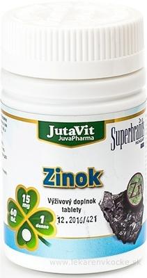JutaVit Zinok tbl 1x60 ks