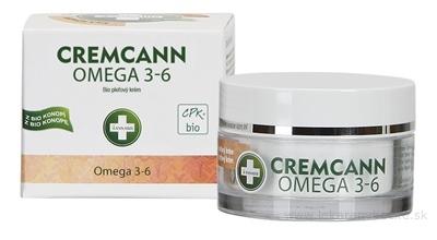 ANNABIS CREMCANN Omega 3-6 pleťový krém 1x15 ml