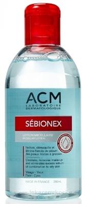 ACM SÉBIONEX Micelárna voda na problematickú pleť 1x250 ml