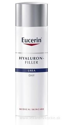 Eucerin HYALURON-FILLER UREA denný krém proti vráskam pre suchú pleť 1x50 ml