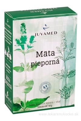 JUVAMED MÄTA PIEPORNÁ - VŇAŤ bylinný čaj sypaný 1x40 g