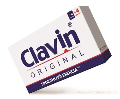 CLAVIN ORIGINAL cps 8 + 4 zadarmo (12 ks)