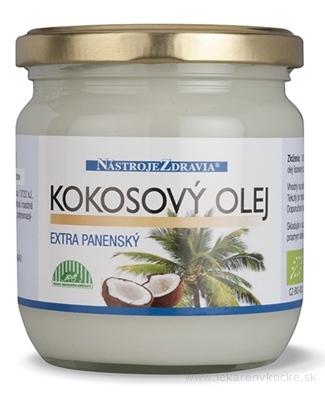 BIO Extra panenský KOKOSOVÝ OLEJ 1x400 ml