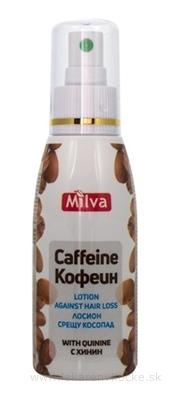 Milva VLASOVÁ VODA KOFEÍN A CHINÍN (Milva Lotion Caffeine with Quinine against Hair Loss) 1x100 ml