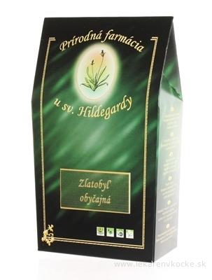 Prír. farmácia ZLATOBYĽ OBYČAJNÁ bylinný čaj 1x30 g