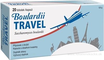 Vitabalans Boulardii TRAVEL cps 1x20 ks