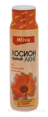Milva PLEŤOVÁ VODA ANTI AKNÉ S NECHTÍKOM (Milva Anti-Acne Lotion Calendula) 1x100 ml