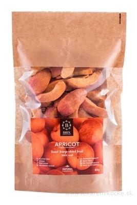 BRIX Mrazom sušená marhuľa (Apricot) rodinné balenie 1x85 g