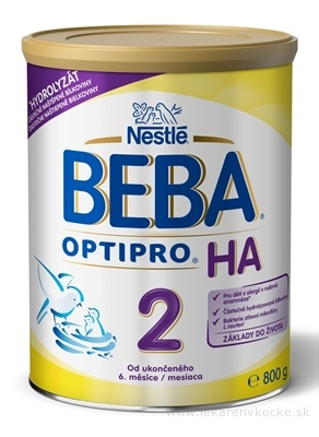 BEBA OPTIPRO HA 2 800g
