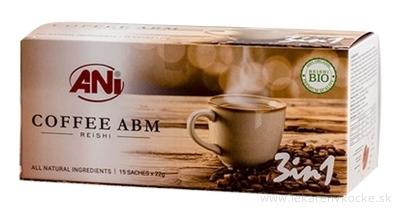ANi Coffee ABM 3in1 vrecúška 15x22 g (330 g)