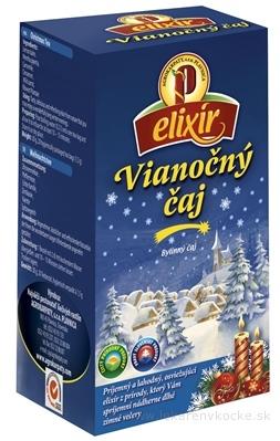 AGROKARPATY Vianočný čaj čistý prírodný produkt, 20x1,5 g (30 g)