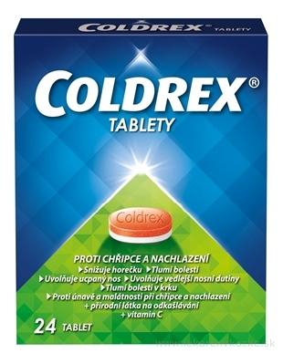 COLDREX TABLETY tbl 1x24 ks