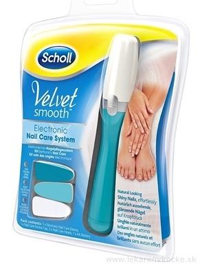 Scholl VS Elektrický pilník na nechty 1x1 ks
