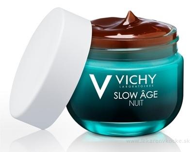 VICHY SLOW AGE Nočná starostlivosť krém (MB058500) 1x50 ml