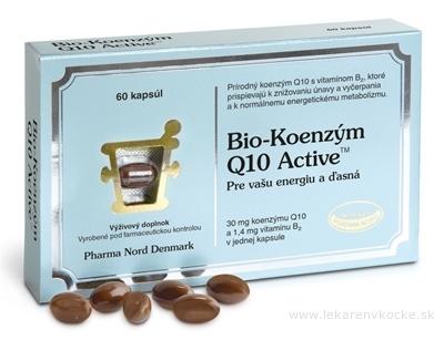 Bio-Koenzým Q10 Active cps 1x60 ks