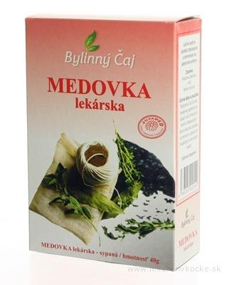 JUVAMED MEDOVKA LEKÁRSKA - VŇAŤ bylinný čaj sypaný 1x40 g