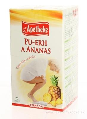 APOTHEKE PREMIER SELECTION ČAJ PU-ERH A ANANÁS 20x1,8 g (36 g)