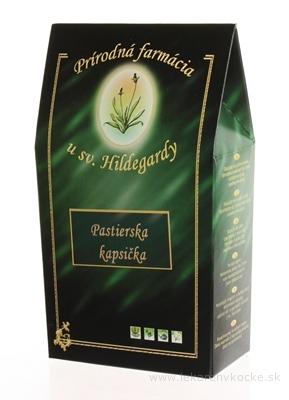 Prír. farmácia PASTIERSKA KAPSIČKA - VŇAŤ bylinný čaj 1x30 g