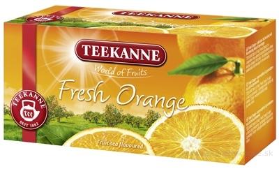 TEEKANNE WOF FRESH ORANGE ovocno-bylinný čaj 20x2,25 g (45 g)