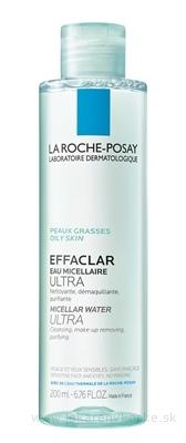LA ROCHE-POSAY EFFACLAR MICELLAR ULTRA čistiaca voda (M9054101) 1x200 ml