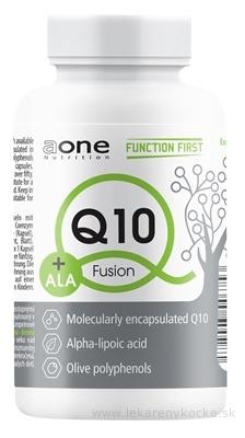 aone Nutrition Q10 + ALA Fusion cps 1x60 ks