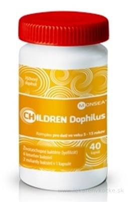CHILDREN DOPHILUS cps 1x40 ks