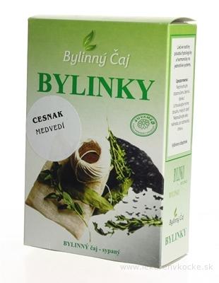 JUVAMED CESNAK MEDVEDÍ bylinný čaj sypaný 1x40 g
