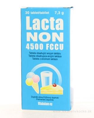 Vitabalans LactaNON 4500 FCCU tbl 1x30 ks