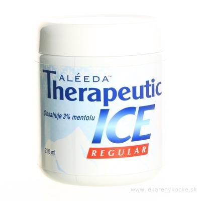 ALÉEDA Therapeutic ICE REGULAR gél 1x220 ml
