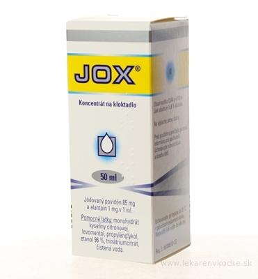 JOX con gar (fľ.skl.) 1x50 ml