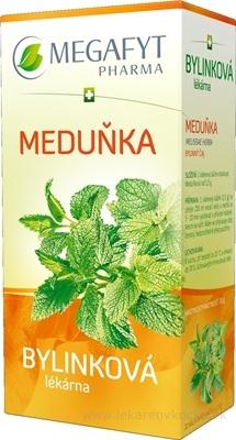 MEGAFYT Bylinková lekáreň MEDOVKA bylinný čaj 20x1,5 g (30 g)