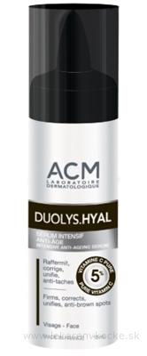 ACM DUOLYS.HYAL Intenzívne SÉRUM proti starnutiu pleti 1x15 ml