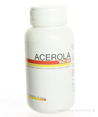 ACEROLA cps 1x120 ks