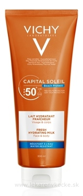 VICHY CAPITAL SOLEIL Beach Protect Milk SPF 50+ (MB141800) 1x200 ml
